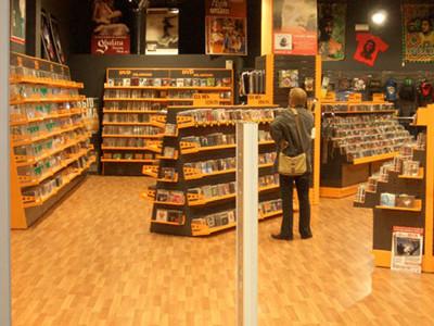 magasin de multimédia